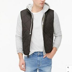 J.Crew - Black Walker Vest